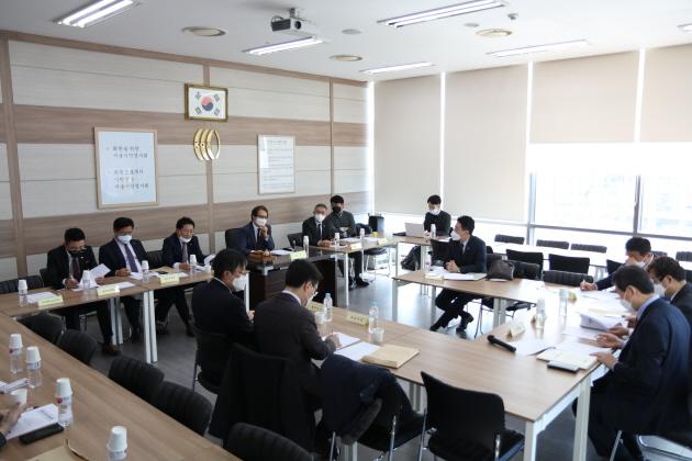 제2차 상임이사회 개최