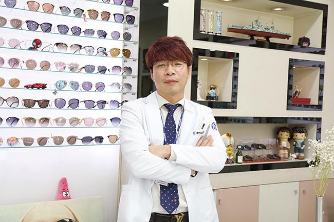 [반갑습니다] 대전광역시 서구 갈마동 아이패밀리안경콘택트 양승빈 안경사